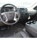chevrolet silverado 1500 2011 dk  gray lt flex fuel 8 cylinders 4 wheel drive 6 spd auto 77090