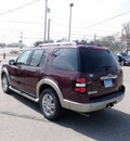 ford explorer 2006 dk  red suv eddie bauer gasoline 8 cylinders 4 wheel drive 6 speed automatic 55321