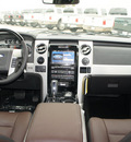ford f 150 2011 tuxedo black platinum ecoboost gasoline 6 cylinders 2 wheel drive automatic 76205