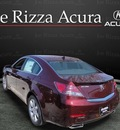 acura tl 2012 dk  red sedan tech gasoline 6 cylinders front wheel drive automatic with overdrive 60462