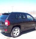 jeep compass 2011 black suv gasoline 4 cylinders 4 wheel drive not specified 44024