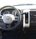ram ram pickup 1500 2011 dk  gray slt flex fuel 8 cylinders 4 wheel drive automatic 45840