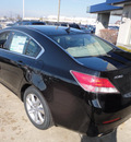 acura tl 2012 crystal black sedan tech gasoline 6 cylinders front wheel drive automatic with overdrive 60462