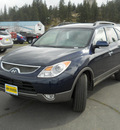 hyundai veracruz 2011 deep blue wagon limited gasoline 6 cylinders all whee drive 6 speed automatic 99208