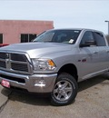 ram ram pickup 2500 2011 silver gasoline 8 cylinders 4 wheel drive not specified 44024