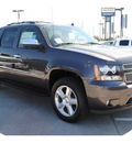 chevrolet avalanche 2011 dk  gray ltz flex fuel 8 cylinders 4 wheel drive automatic 77090