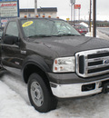 ford f 350 2005 bronze pickup truck super duty diesel 8 cylinders 4 wheel drive automatic 13212
