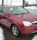 saturn vue 2009 maroon suv hybrid hybrid 4 cylinders front wheel drive automatic 13212