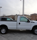 ford f 250 2011 white super duty fx 4 plow 4x4 flex fuel 8 cylinders 4 wheel drive automatic with overdrive 60546