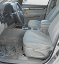 hyundai santa fe 2008 silver suv gls gasoline 6 cylinders all whee drive automatic 99208