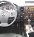 nissan titan 2011 black sl flex fuel 8 cylinders 4 wheel drive automatic 33884