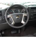 chevrolet silverado 1500 2011 white lt flex fuel 8 cylinders 4 wheel drive automatic 77090