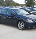 nissan maxima 2011 metallic slate sedan sv gasoline 6 cylinders front wheel drive automatic 33884