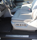 ford f 150 2011 white platinum platinum gasoline 8 cylinders 4 wheel drive shiftable automatic 76205
