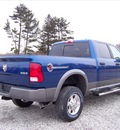 ram ram pickup 2500 2011 blue gasoline 8 cylinders 4 wheel drive not specified 44024