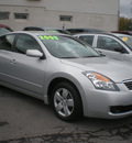 nissan altima 2008 silver sedan gasoline 4 cylinders front wheel drive automatic 13212