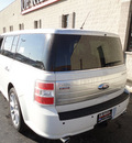 ford flex 2011 white limited awd gasoline 6 cylinders all whee drive automatic with overdrive 60546