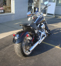 harley davidson fxcwc 2009 black rocker c 2 cylinders 5 speed 45342