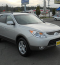 hyundai veracruz 2011 ultra silver wagon limited gasoline 6 cylinders all whee drive 6 speed automatic 99208