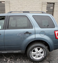 ford escape 2011 blue suv xlt awd flex fuel 6 cylinders all whee drive automatic with overdrive 60546