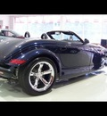 chrysler prowler 2001 blue mulholland edition 6 cylinders dohc 4 speed automatic 44024