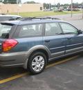 subaru outback 2005 blue wagon 2 5i gasoline 4 cylinders all whee drive automatic 13212