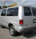 ford e 350 2006 silver van super duty gasoline 8 cylinders rear wheel drive automatic with overdrive 13212
