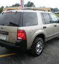 ford explorer 2005 tan suv xls gasoline 6 cylinders 4 wheel drive automatic with overdrive 13212
