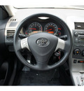 toyota corolla 2010 black sedan s gasoline 4 cylinders front wheel drive not specified 28677