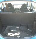 honda fit 2008 blue hatchback gasoline 4 cylinders front wheel drive 5 speed manual 13502