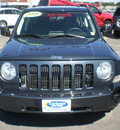 jeep patriot 2008 blue suv sport gasoline 4 cylinders 4 wheel drive automatic 13502