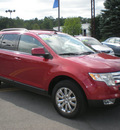 ford edge 2008 red suv sel gasoline 6 cylinders all whee drive automatic with overdrive 13502