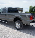 ford f 350 super duty 2012 sterling gray metal biodiesel 8 cylinders 4 wheel drive shiftable automatic 46168