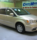 chrysler town and country 2011 gold van touring flex fuel 6 cylinders front wheel drive automatic 44883