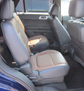 ford explorer 2011 dk  blue suv limited gasoline 6 cylinders front wheel drive automatic 62863