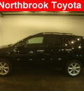 lexus rx 350 2008 black suv gasoline 6 cylinders all whee drive automatic 60062
