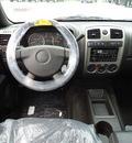 chevrolet colorado 2012 black lt gasoline 5 cylinders 4 wheel drive automatic 60007