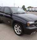 chevrolet trailblazer 2008 black suv ss gasoline 8 cylinders 4 wheel drive automatic 60007