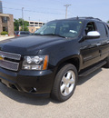 chevrolet avalanche 2011 black suv lt flex fuel 8 cylinders 4 wheel drive automatic 60007
