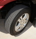 mitsubishi endeavor 2005 red suv ls gasoline 6 cylinders front wheel drive automatic 76108