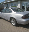 pontiac grand prix 2000 silver sedan se gasoline v6 front wheel drive automatic 55016