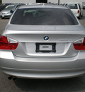 bmw 328xi 2007 silver sedan gasoline 6 cylinders all whee drive automatic 13502