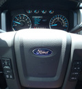 ford f 150 2011 blue xlt gasoline 6 cylinders 2 wheel drive automatic 32401