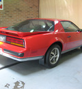 pontiac firebird 1987 red hatchback formula gasoline v8 rear wheel drive automatic with overdrive 44883