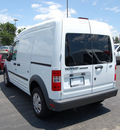 ford transit connect 2011 white van cargo van xl gasoline 4 cylinders front wheel drive 4 speed automatic 46168