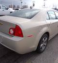 chevrolet malibu 2011 gold sedan lt gasoline 4 cylinders front wheel drive automatic 60007