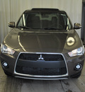 mitsubishi outlander 2011 beige suv gt gasoline 6 cylinders all whee drive automatic 44060