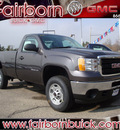 gmc sierra 2500 2011 gray wt gasoline 8 cylinders 4 wheel drive automatic 45324