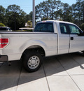 ford f 150 2011 silver xl flex fuel 6 cylinders 2 wheel drive automatic with overdrive 32401