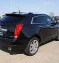 cadillac srx 2012 black ice suv performance collection flex fuel 6 cylinders front wheel drive automatic 76087